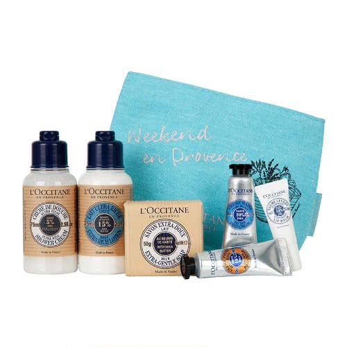 L'Occitane Indulge & Go: Shea Butter Collection by L'Occitane
