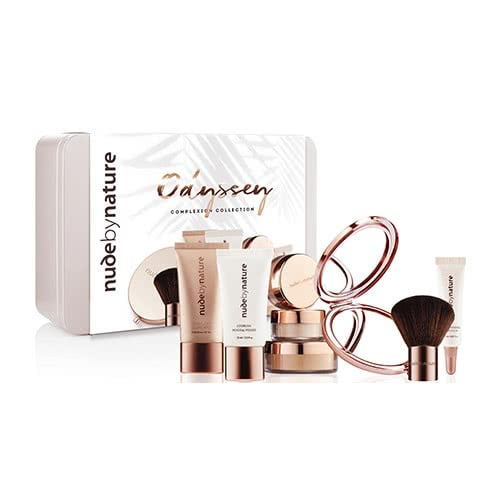Nude by Nature Odyssey Complexion Collection - Medium by Nude By Nature