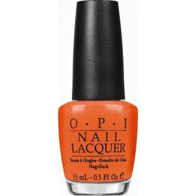 OPI Nail Lacquer - Hong Kong Collection, A Good Man-darin Is Hard To Find by OPI