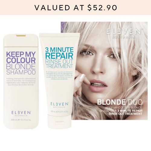 ELEVEN Blonde Repair Duo by ELEVEN Australia
