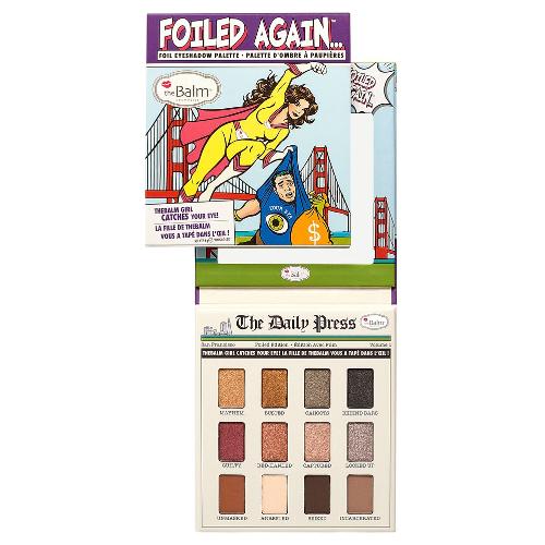 theBalm Foiled Again Eyeshadow Palette