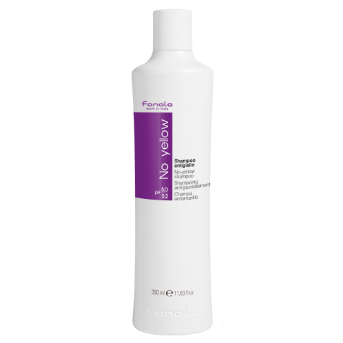 Fanola No Yellow Shampoo - 350ml