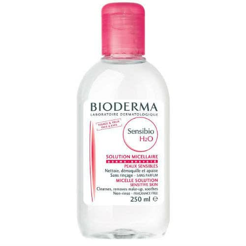 Bioderma Sensibio H2O Solution Micellaire Cleanser 250mL (previously Crealine) by Bioderma