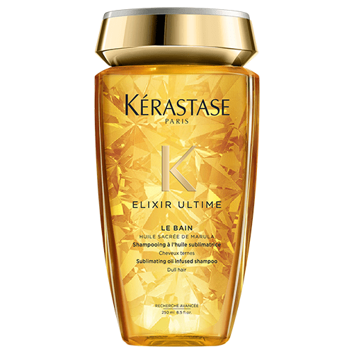 Kérastase Elixir Ultime Sublime Cleansing Oil Shampoo 250ml  by Kerastase