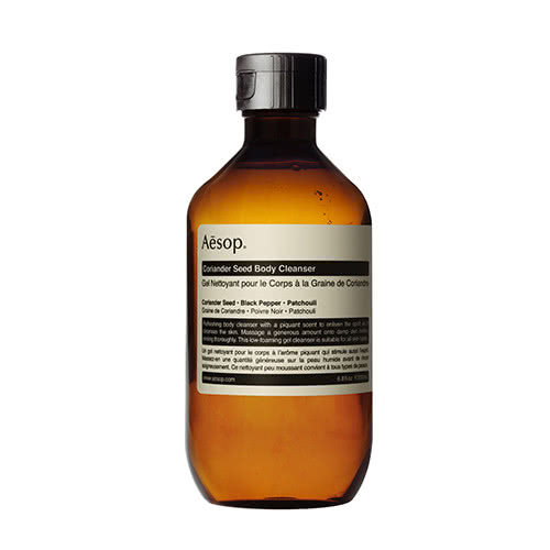Aesop Coriander Seed Body Cleanser 200ml - 200ml by Aesop