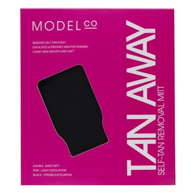 Modelco Tan Away Tan Removal Mitt