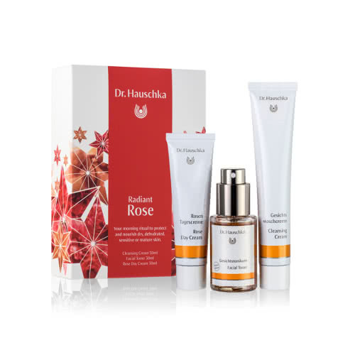 Dr Hauschka Radiant Rose Pack by Dr Hauschka