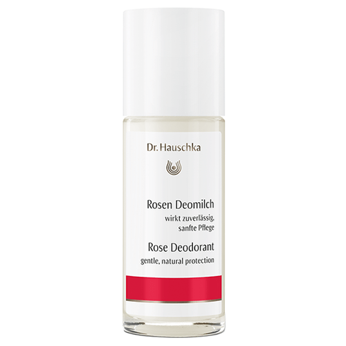 Dr Hauschka Rose Deodorant Roll-On 50ml by Dr. Hauschka