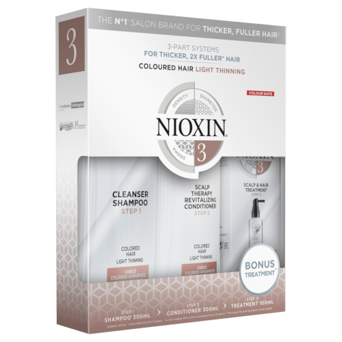 Nioxin Trio Pack- System 3 by Nioxin