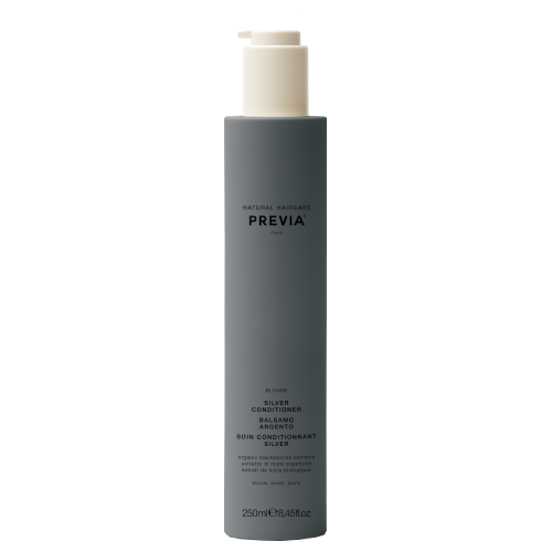Previa Blonde Silver Conditioner 250ML by Previa