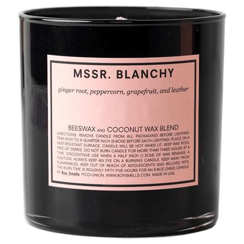 Boy Smells Candle - Mssr Blanchy by Boy Smells