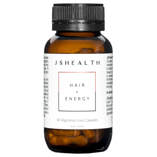 JSHealth 2 Month Hair + Energy by JSHealth