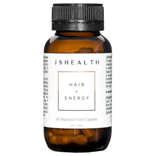 JSHealth 2 Month Hair + Energy