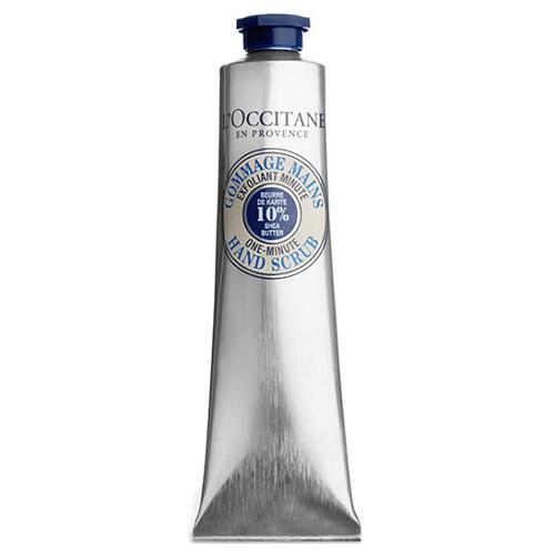 L'Occitane One Minute Hand Scrub with Shea Butter by L'Occitane