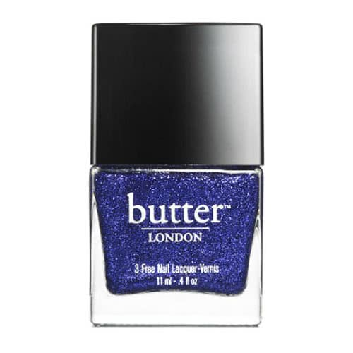 butter LONDON Indigo Punk Nail Polish