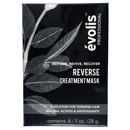 évolis Professional REVERSE Mask Sachet Four Pack by evolis