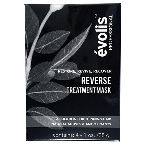 évolis Professional REVERSE Mask Sachet Four Pack by evolis