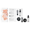 MAKE UP FOR EVER Cult For Ever Face Set