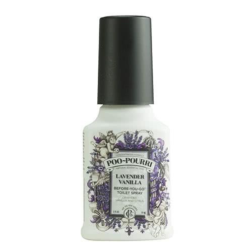 Poo Pourri Lavender Vanilla Toilet Spray  by Poo Pourri