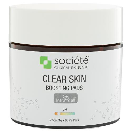 Société Clear Skin Boosting Pads by Société
