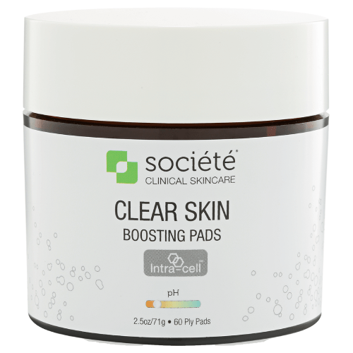 Société Clear Skin Boosting Pads by Societe