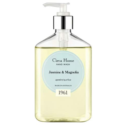 Circa Home Jasmine & Magnolia Hand Wash 450ml	 by Circa Home Candles & Diffusers