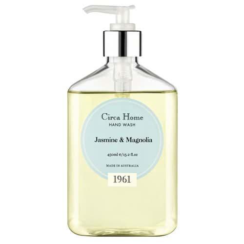 Circa Home Jasmine & Magnolia Hand Wash 450ml by Circa Home Candles & Diffusers