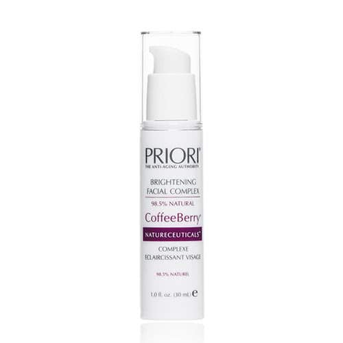 Priori CoffeeBerry Brightening Facial Complex