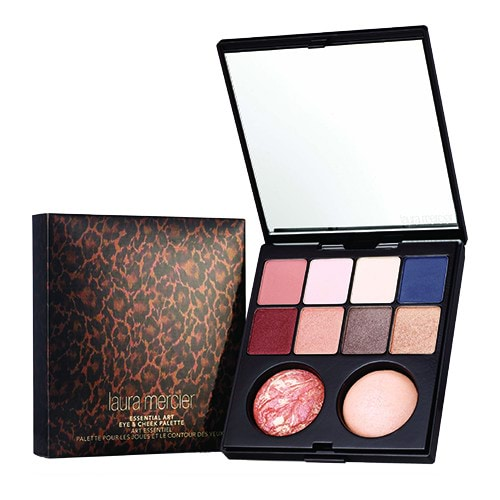 Laura Mercier Essential Art Eye and Cheek Palette by Laura Mercier