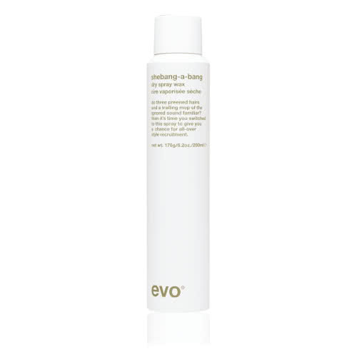 evo shebang-a-bang dry spray wax by evo