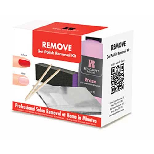 Red Carpet Manicure -  Gel Polish Removal Kit by Red Carpet Manicure