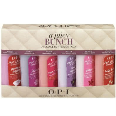 OPI A Juicy Bunch Avojuice Skin Flavour Pack 50% Off Super Deal