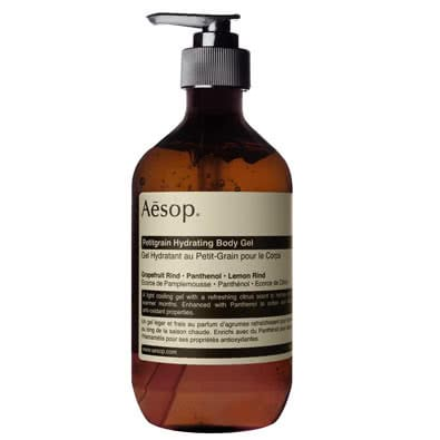 Aesop Petitgrain Hydrating Body Gel 500ml