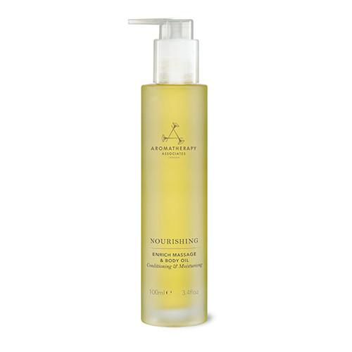 Aromatherapy Associates Nourishing Enrich Massage & Body Oil