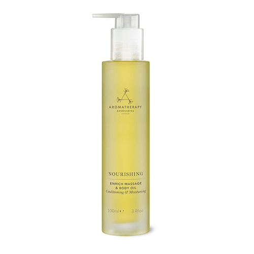 Aromatherapy Associates Nourishing Enrich Massage & Body Oil  by Aromatherapy Associates