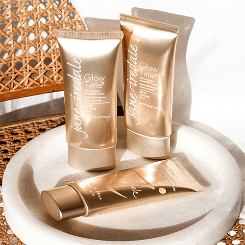 7217158d47d Jane Iredale Glow Time Full Coverage Mineral BB Cream + Free Post