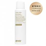 evo water killer dry shampoo - brunette 200ml