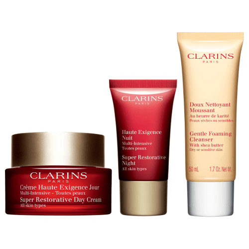 Clarins Super Restorative Set