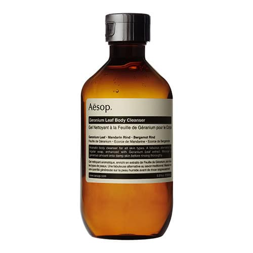 Aesop Geranium Leaf Body Cleanser 200ml by Aesop