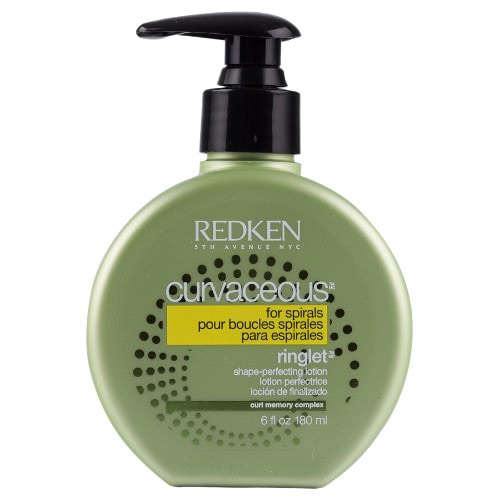 Redken Curvaceous Ringlet – Anti-Frizz perfecting Lotion by Redken