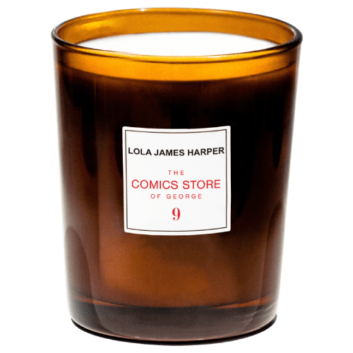 Lola James Harper #9 The Comics Store of George Candle 190gm