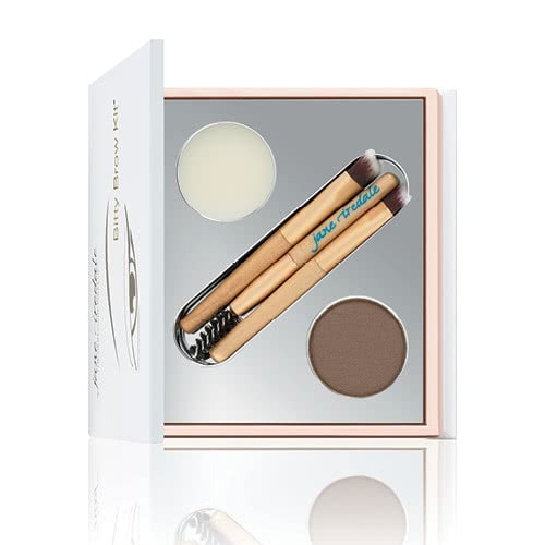 Jane Iredale Bitty Brow Kit - Brunette by jane iredale color Brunette