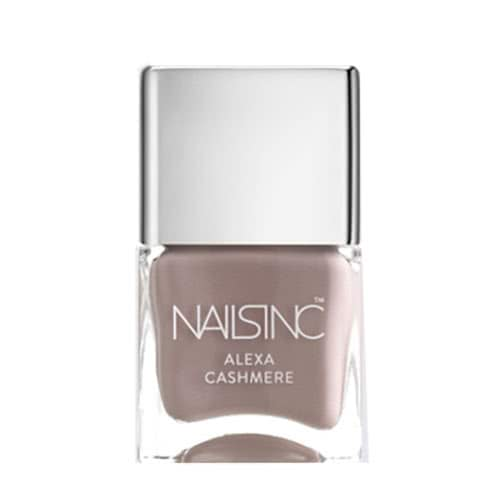 Nails Inc Alexa Fabric Polish – Cashmere by nails inc.