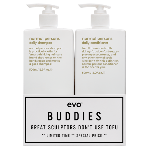 evo Great Sculptures Buddies Duo 500ml by evo