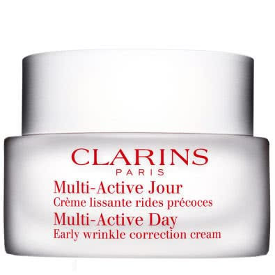 Clarins Multi-Active Day Cream - All Skin Types by Clarins