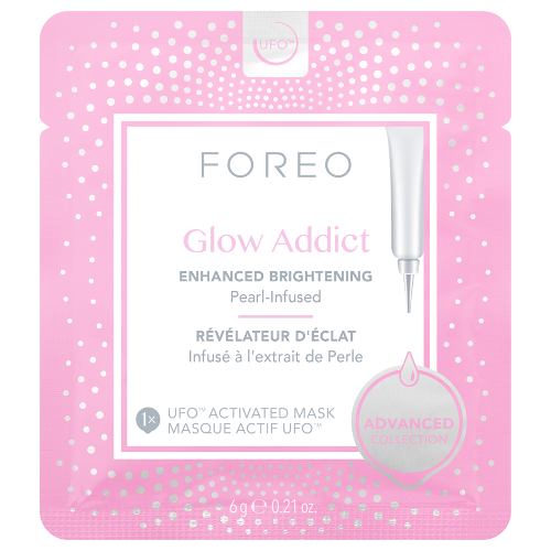 Foreo UFO Masks Glow Addict 6-pack