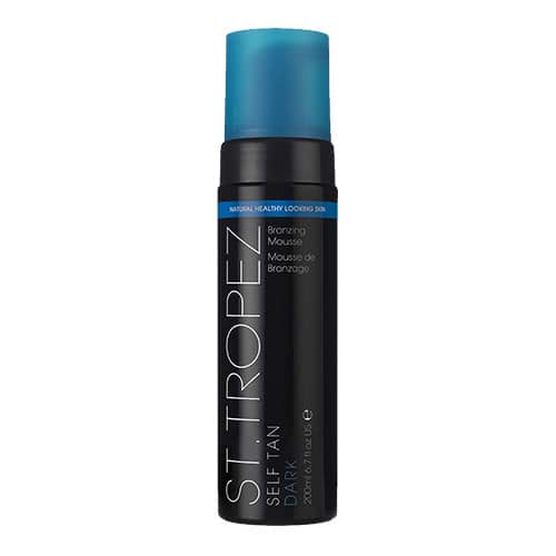 St Tropez Self Tan Dark Bronzing Mousse by St Tropez