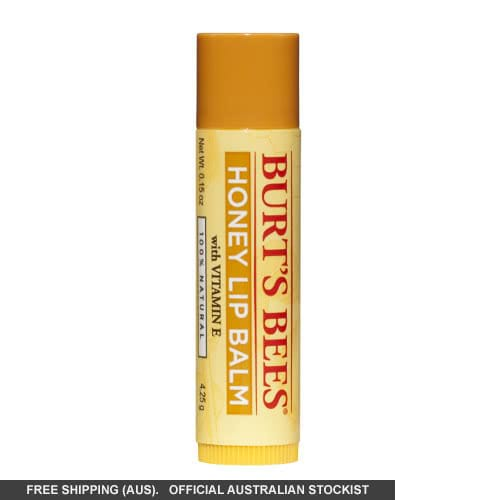Burt's Bees Lip Balm Tube - Honey by Burts Bees