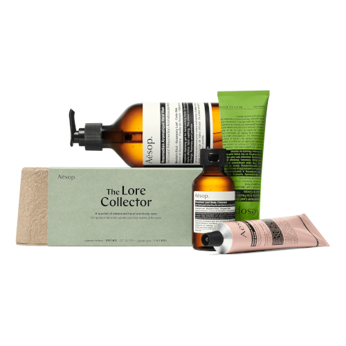 Aesop The Lore Collector: Elaborate Body Care Kit