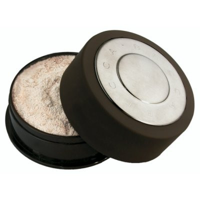 BECCA Fine Loose Finishing Powder - 10 Carob by BECCA color 10 Carob